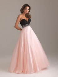 Prom Dresses with Tiaras