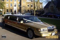 Gold Limo